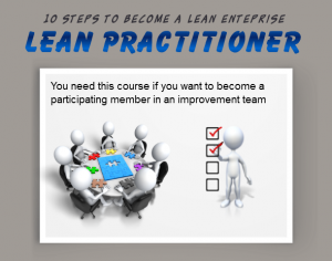 Lean Practitioner Training