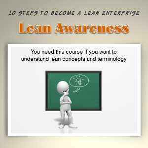 Lean Awareness Certification Training