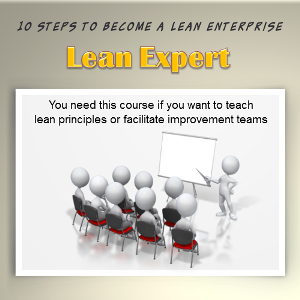 Lean Expert Certification Training