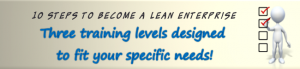 lean certification trainng online