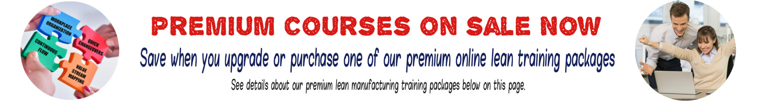 lean manufacturing training and certification online