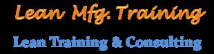 Lean Mfg Training